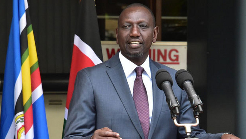 DP William Ruto loses 1600 acre land in Ruai as government repossess it to build Nairobi main sewerage plant