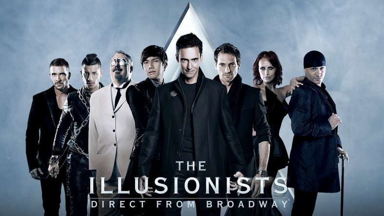 The Illusionists, zespół iluzjonistów prosto z Broadwayu do niedzieli, 14 kwietnia można oglądać w Warszawie. Bilety w sprzedaży.
