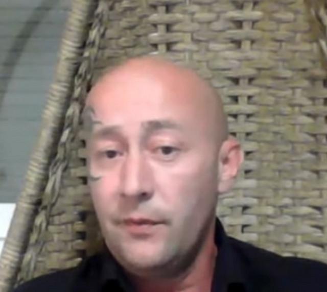 Goran Pantelić dva puta je pozivao na ustanak ispred zgrade Vlade Srbije