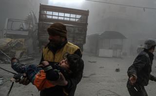WHO: 84 osoby, w tym dzieci, priorytetem w ewakuacji ze Wschodniej Guty