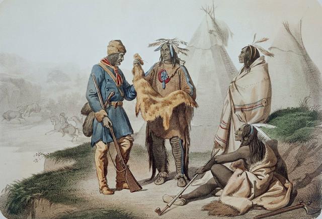 Nomadski život neustrašivih ratnika Komanča