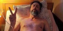 Szymon Majewski w szpitalu. Już po operacji