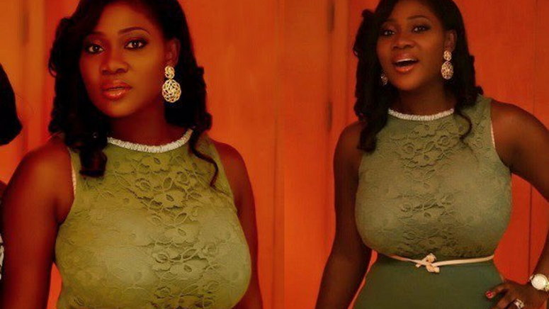Mercy johnson sexy pics