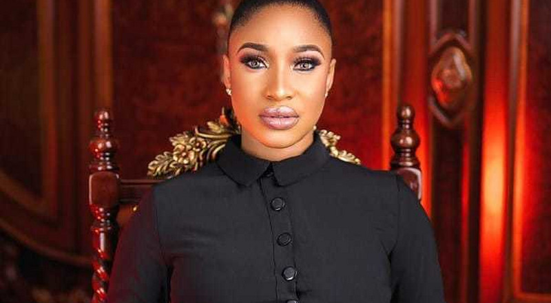 """What was my father doing when Dangote was getting rich?"" - Tonto Dikeh"