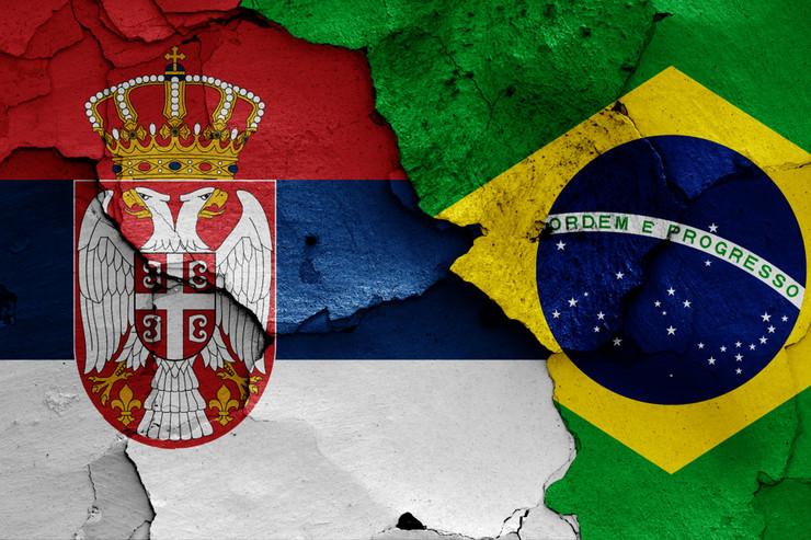 Srbija, Brazil