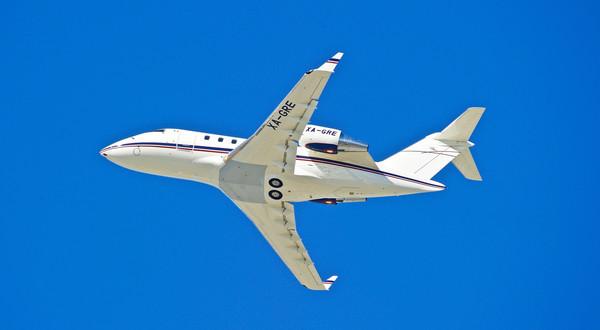 Bombardier Challenger 650 w wersji cywilnej