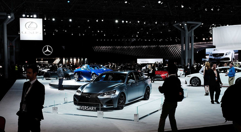 The 2020 New York International Auto Show is officially canceled while its venue remains a 'standby' COVID-19 field hospital