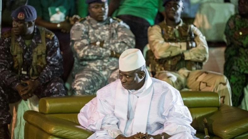 Gambian President Yahya Jammeh has turned to the Supreme Court to have the results of the election, which he lost, annulled