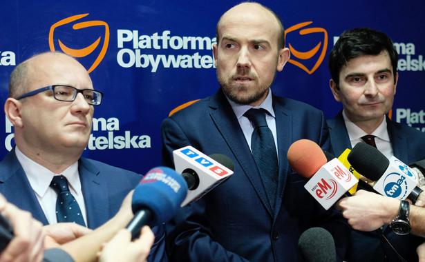 Borys Budka, Paweł Bańkowski, Marek Wójcik