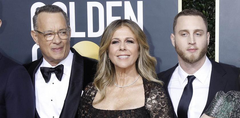 Syn Toma Hanksa znęcał się nad byłą dziewczyną? Chester Hanks odpiera zarzuty: nie wierzcie w fake newsy