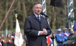 Prezydent: Maria i Lech Kaczyńscy byli niezwykle serdeczni i ciepli. Kochali Polskę