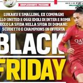 """SKANDALOZNA NASLOVNA STRANA KULTNOG LISTA! Kada se jutros pojavio na kiosku Italijani su bili zgroženi, a pisalo je """"BLACK FRIDAY""""! Rasistički ispad koji se ne pamti!"""