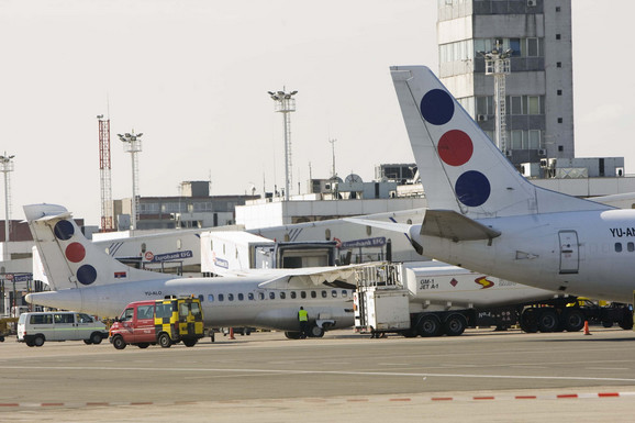 Beogradski aerodrom po broju putnika postao regionalni lider