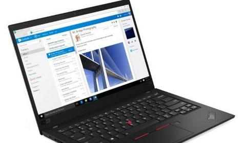 Lenovo prezentuje nowe laptopy ThinkPad X1 Carbon i ThinkPad X1 Yoga (CES 2019)