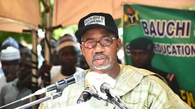 Bauchi Governor Mohammed says only PDP can move Nigeria forward