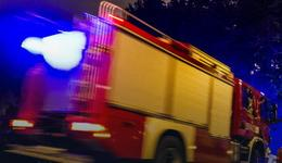 Dzieci podłożyły ogień w Biedronce