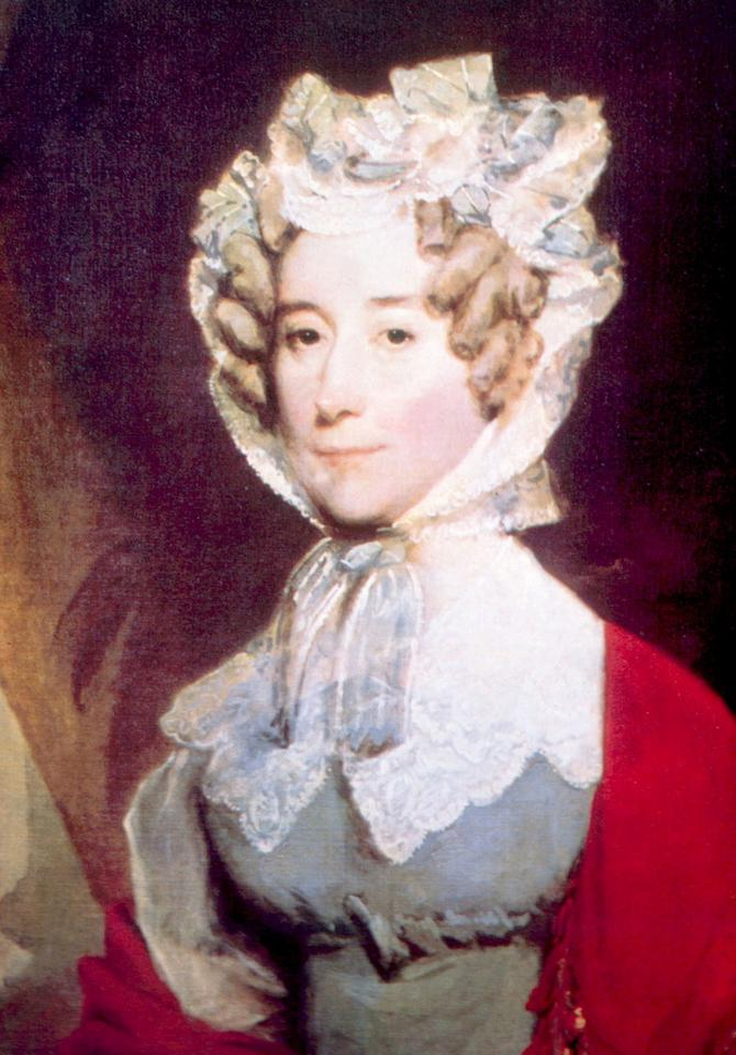 Louisa Catherine Adams (z domu Johnson)