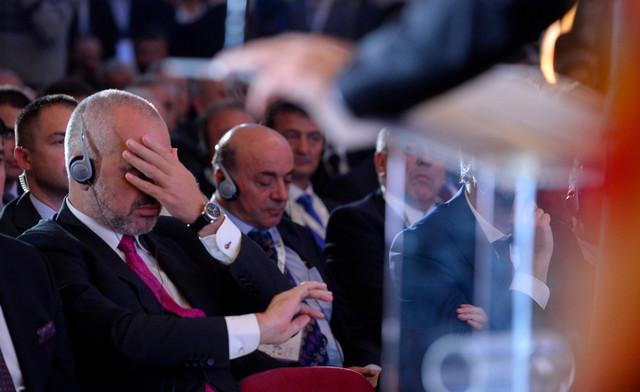 Albanski premijer Edi Rama