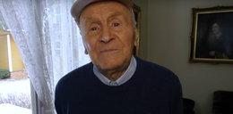 95-letni powstaniec jak młody bóg! Jak to robi?