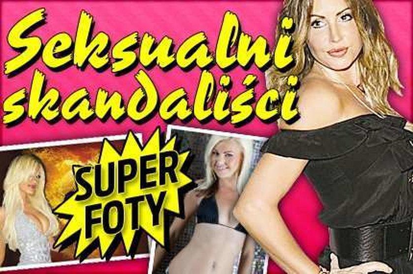 Seksualni skandaliści