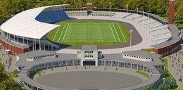 Czy tak będzie wyglądał stadion Olimpijski?