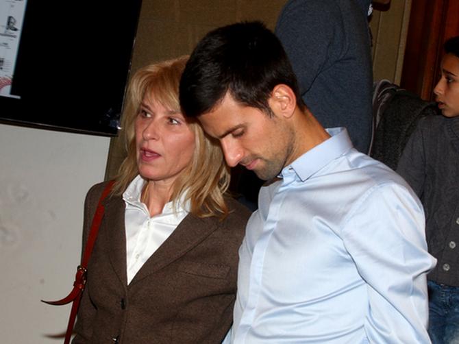 Večeras smo sreli Dijanu Đoković: I EKSKLUZIVNO nam je otkrila jedan DETALJ vezan za malenu Taru