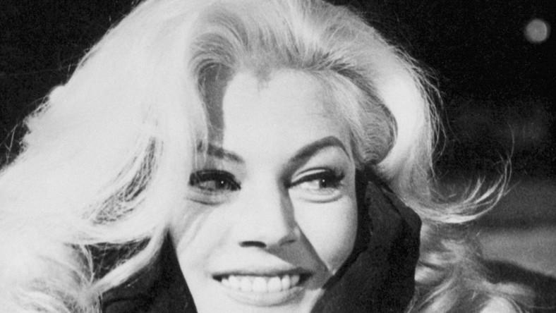 """Anita Ekberg w filmie """"Boccaccio '70"""""""