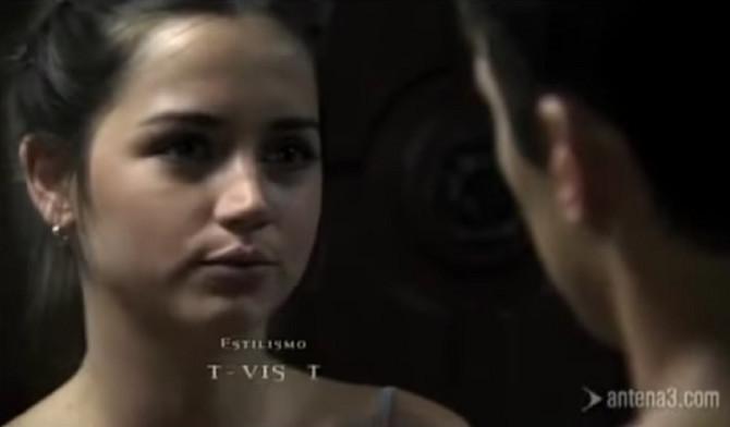 Ana de Armas u seriji