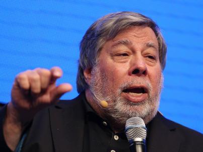 Steve Wozniak założył Woz U, bo chce pokazać ludziom, że zawsze mogą wejść do branży technologicznej