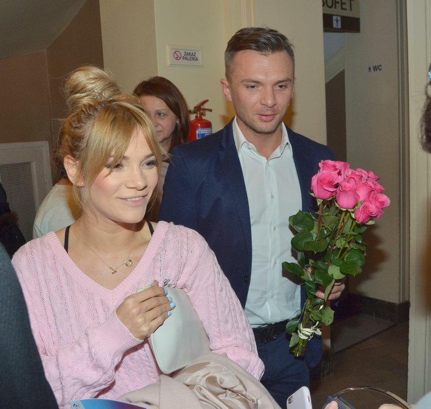Maja Bohosiewicz i Tomasz Kwaśniewski
