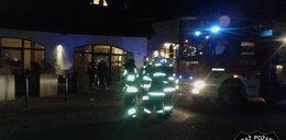 Pożar w hotelu! Ewakuowano 120 osób