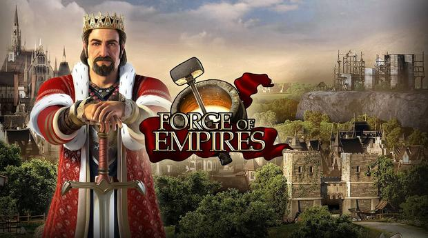 Forge of Empires - Strategia MMORTS