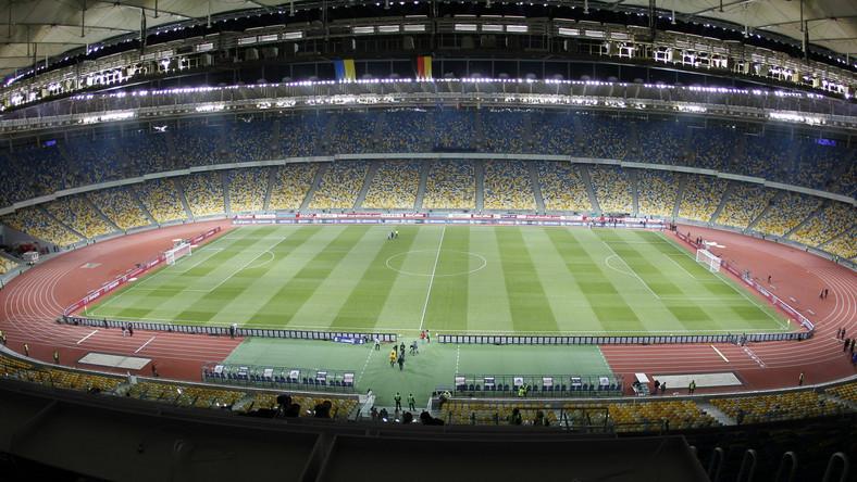 Jedna z aren Euro 2012