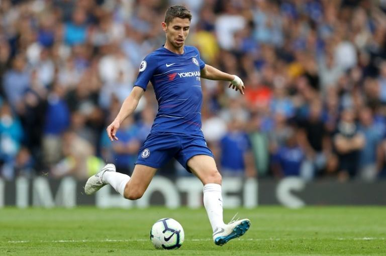 Chelsea midfielder Jorginho's weaknesses have been exposed in recent defeats