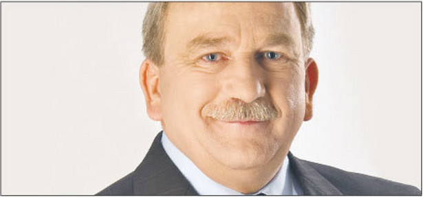 Marek Tramś, prezes zarządu Związku Powiatów Polskich, starosta polkowicki