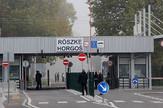 Horgoš Reske granica prelaz2