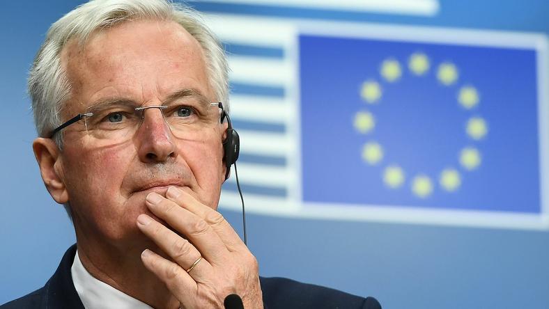 Głównym negocjatorem unijnym jest Francuz Michel Barnier