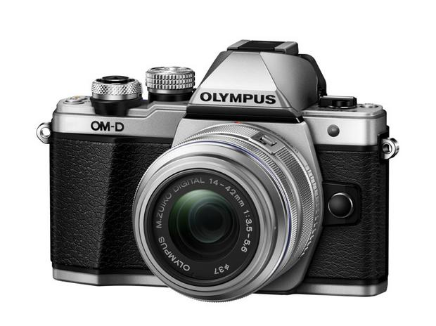 Olympus OM-D E-M10 Mark II + 14-42mm