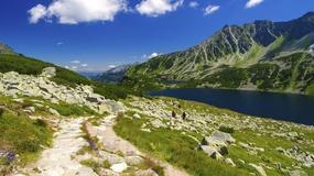 92 wypadki w Tatrach od początku wakacji