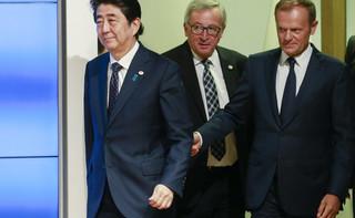 UE: Tusk chce, by kraje G20 były bezwzględne w walce z przemytnikami ludzi
