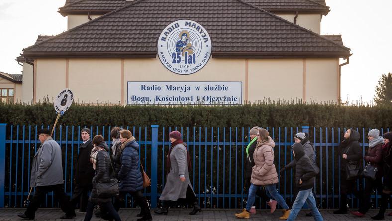 Siedziba Radia Maryja i TV Trwam w Toruniu
