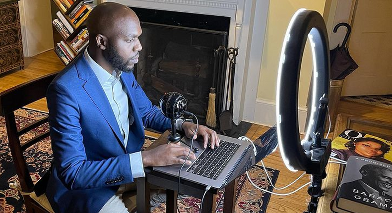 I'm in Quarantine for the first time since I started reporting news across America – Larry Madowo