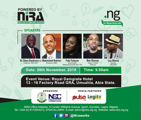 Invitation to the 2019 NiRA Bloggers Summit