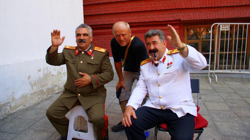 Hajer jedzie do Soczi - Mietek Bieniek w rowerowej podróży po Rosji