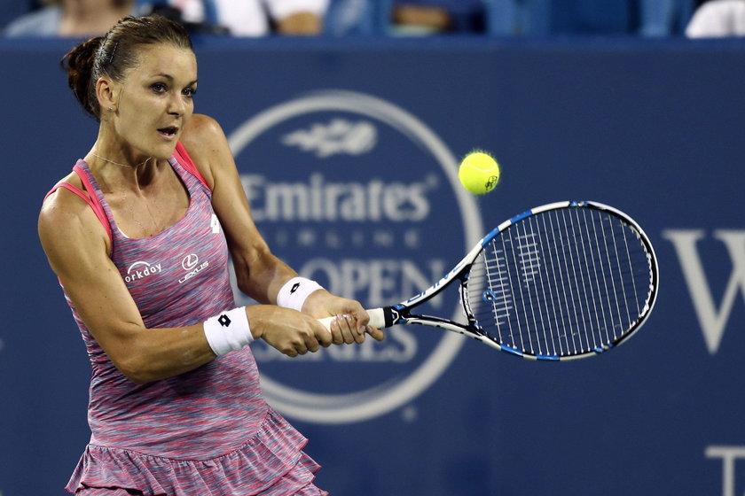 Agnieszka Radwańska odpadła z turnieju WTA w Cincinnatti