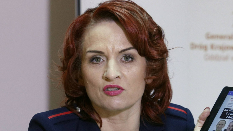 Posłanka PiS Bernadeta Krynicka