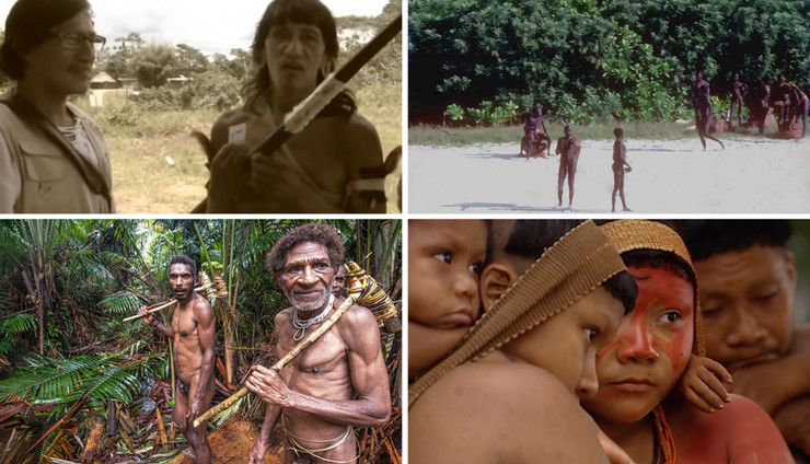 plemena KOMBO