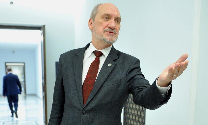 Macierewicz szefem MON: to przesądzone