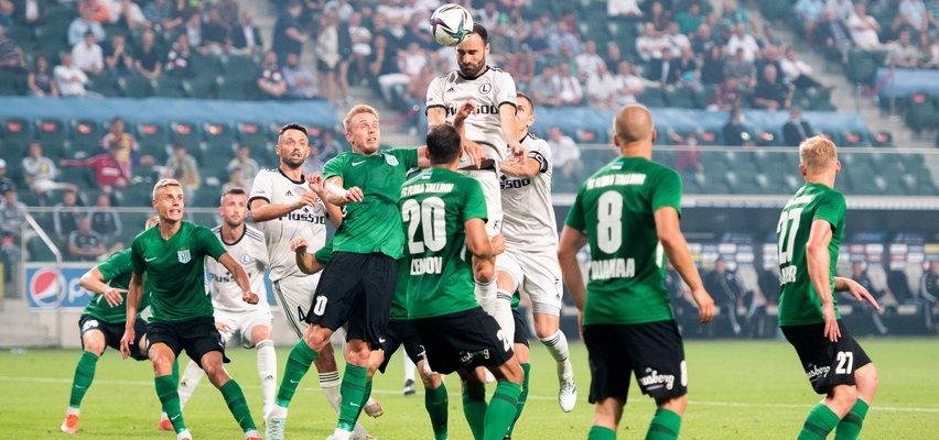 Legia gra o awans do III rundy el. Ligii Mistrzów. Powalczą, by uniknąć kompromitacji