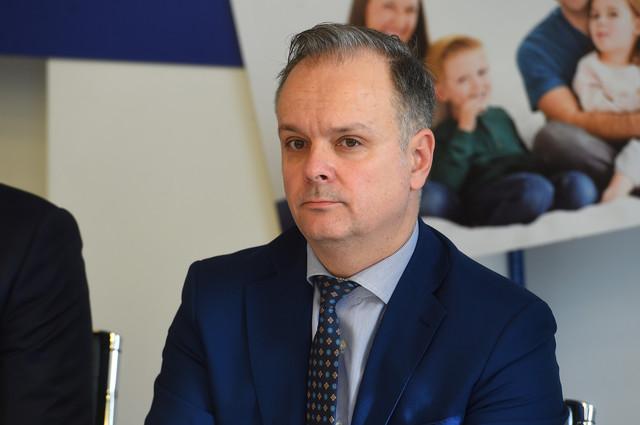 Aleksandar Čortan, član Izvršnog odbora Banke Poštanska štedionica